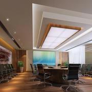 豪华大型会议室展示