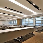 会议室吊顶灯光展示