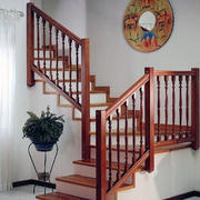 楼梯扶手设计效果图
