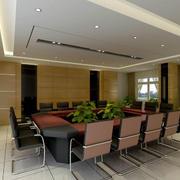 会议室简单现代设计