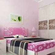 现代儿童房简单装饰