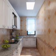 实用型家居厨房展示