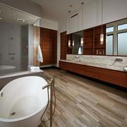 卫生间大理石瓷砖展示