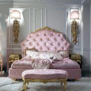 舒适的床铺设计图