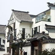 别墅屋顶设计展示