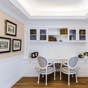房子优雅书房装饰