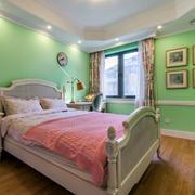 房子清新小卧室装饰