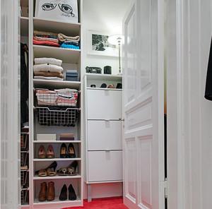 两居室105平米家居北欧时尚装修效果图
