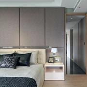 经典卧室门设计