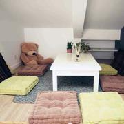 室内床铺装饰图
