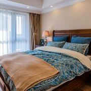 房子舒适卧室展示