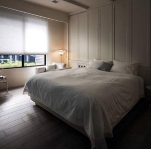 135平米两居室简约时尚房子装修效果图