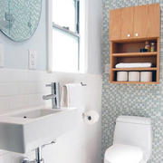卫生间壁纸设计