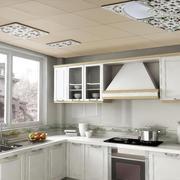 大户型厨房吊顶展示