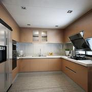 实用型简约厨房设计