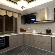 精致厨房简约装饰