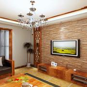 文化砖电视墙设计