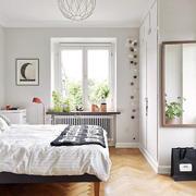 北欧风格小户型公寓卧室装修设计实例