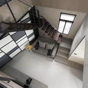 简单大气家居楼梯装修