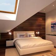 温馨阁楼卧室展示