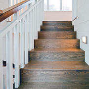 现代楼梯脚踏板设计