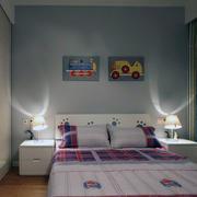 卧室床的设计
