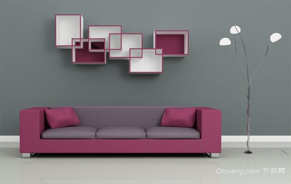 都市90平米大户型欧式客厅沙发垫装修效果图