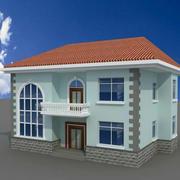 精致的房子设计模板