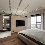前卫卧室吊顶装修