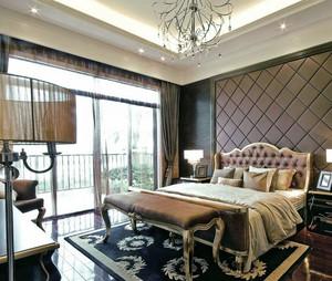 2016大户型北欧风格卧室室内装修效果图大全