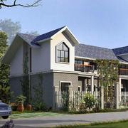 房子周围环境设计
