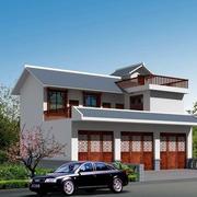 现代房屋造型图