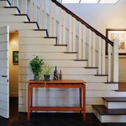 90平米大户型室内欧式楼梯装修效果图鉴赏