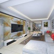 室内墙体设计图