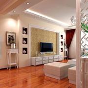 精致时尚的家居地板