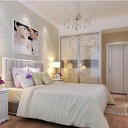 时尚前卫的卧室展示
