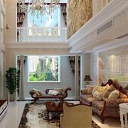客厅美式沙发椅展示