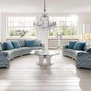 优雅的客厅设计图