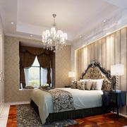 家居卧室精美背景墙