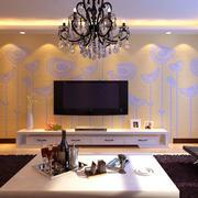 超美气质型的电视墙