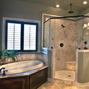 唯美的浴缸设计