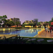 游泳池设计唯美图