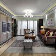 家居客厅组合电视柜