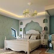 22平米欧式小户型主卧室装修图片