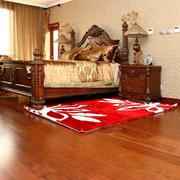 美式风格卧室地板