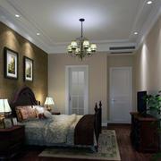 精美的欧式小公寓卧室装修效果图实例