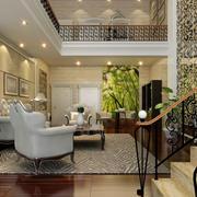 客厅舒适地毯欣赏