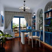 浪漫有情趣的书房