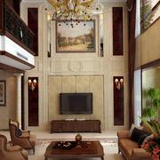 超有范儿的客厅图片