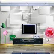 宜家现代化电视墙欣赏